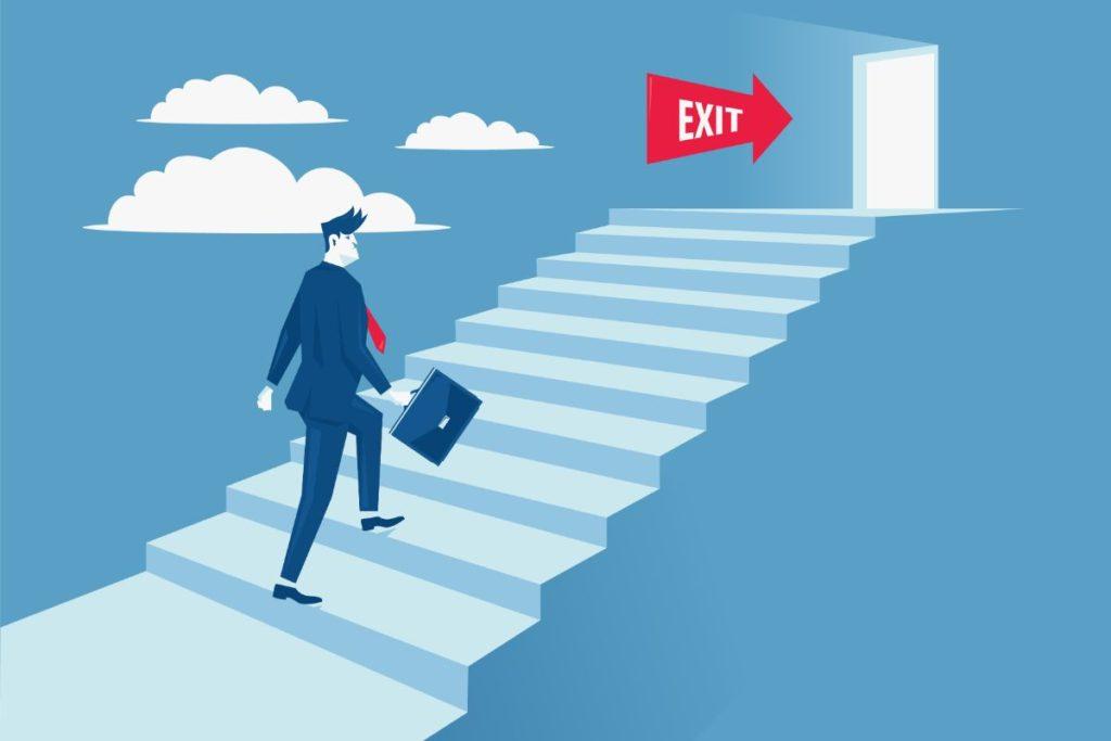 転職への第一歩